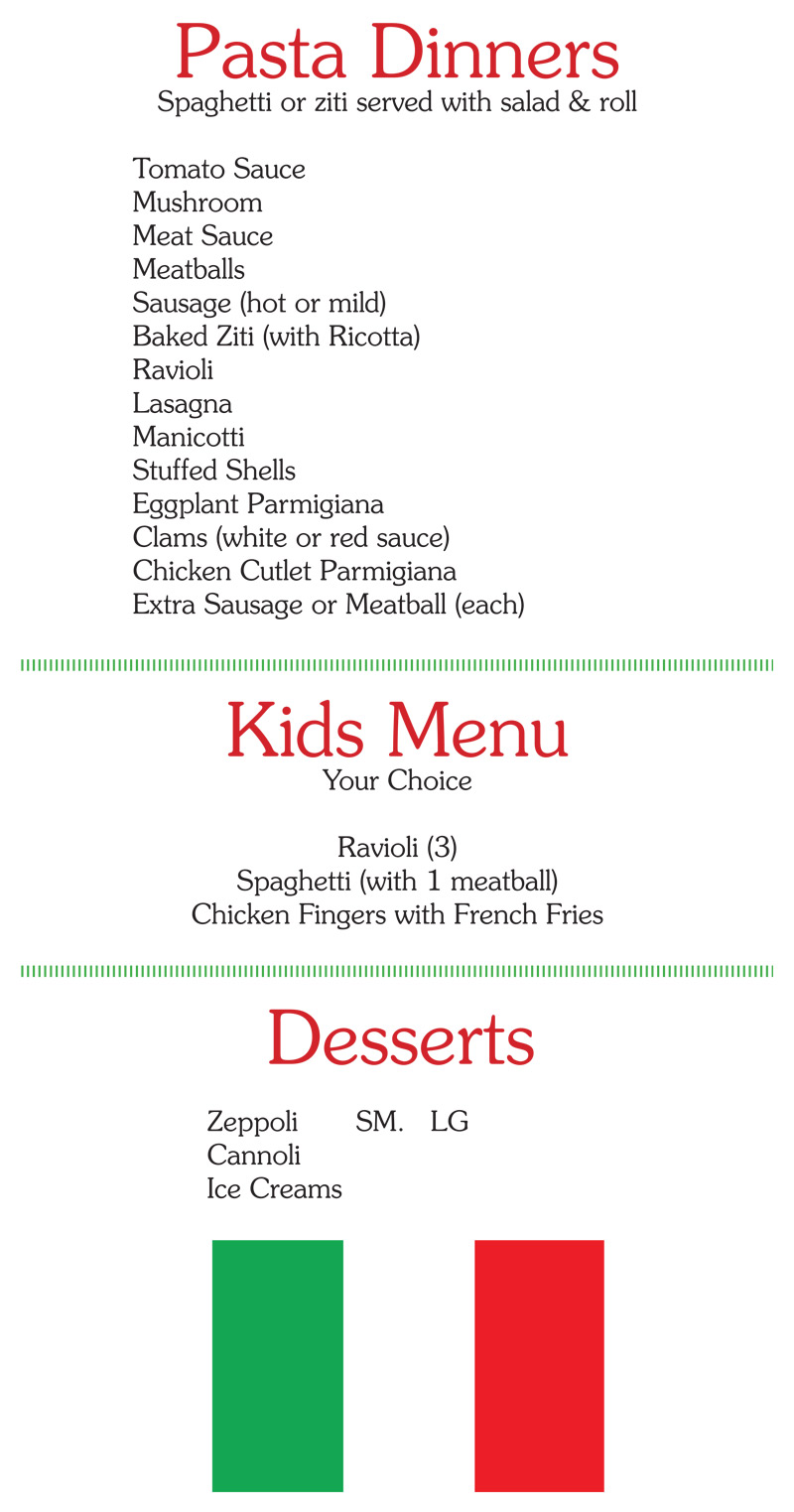 sal's pizza mantua nj menu page 4